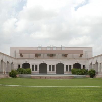 Landscape and Building